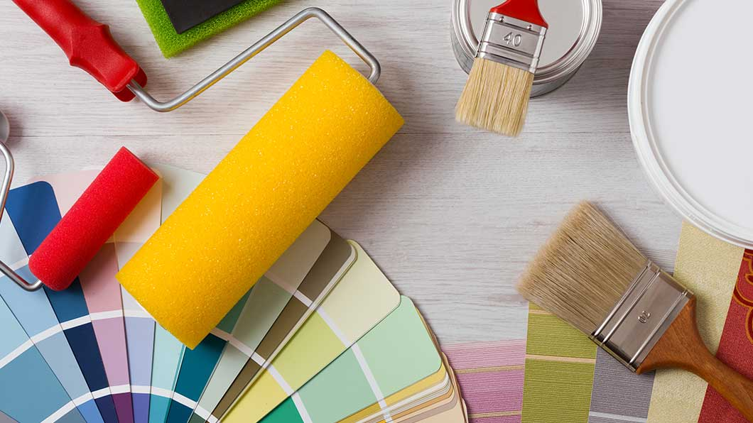 Don't sweat your next painting project